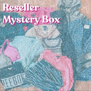 Reseller 5lb Mystery Box clothes shoes bags XS-3X